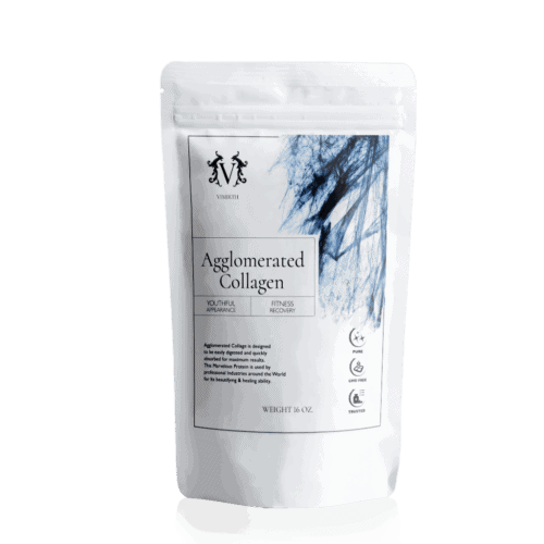 agglomerated collagen
