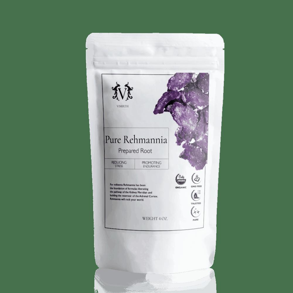 Organic Rehmannia