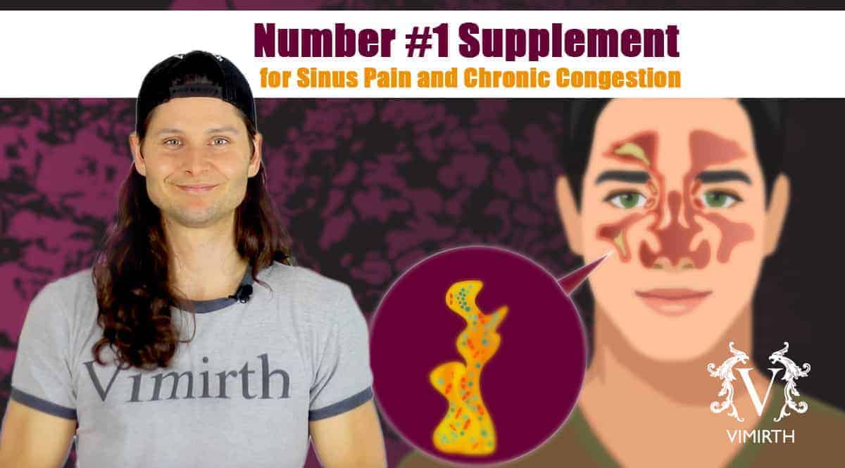 Sinus Pain Vimirth