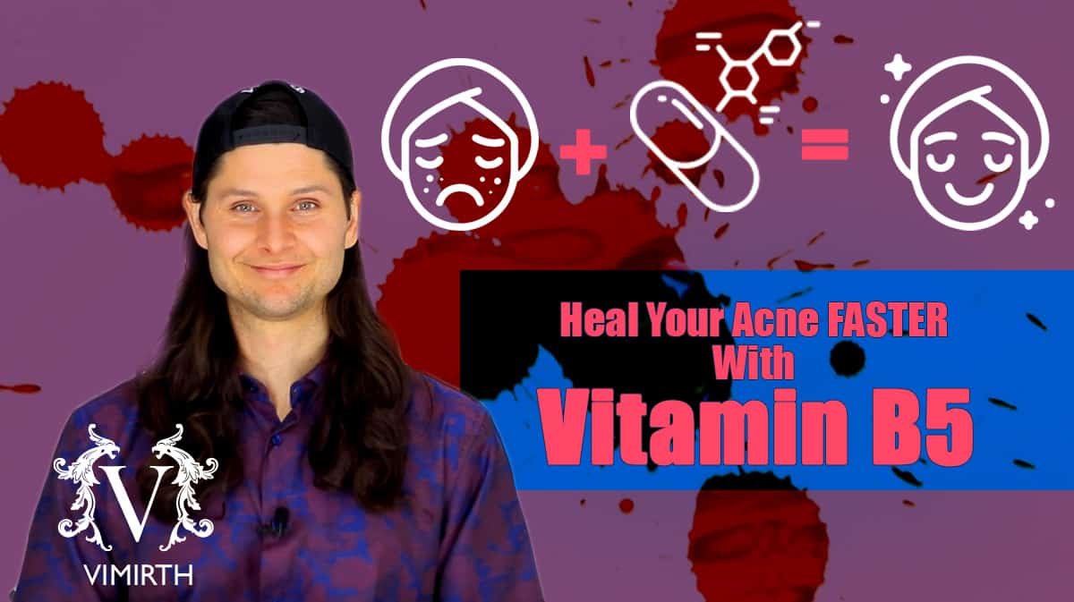 vitamin b5 vimirth