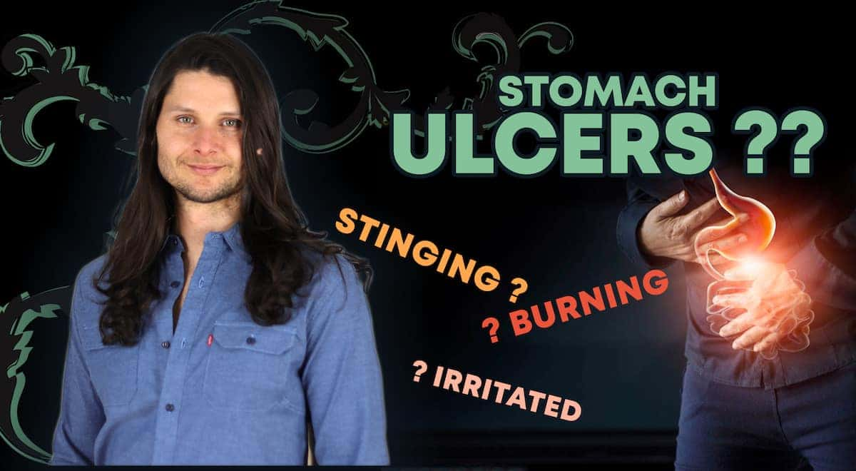 heal stomach ulcers fast