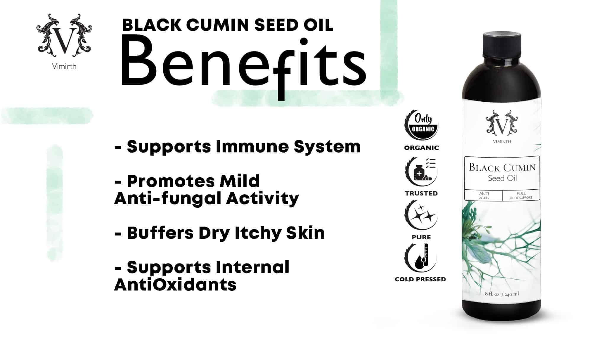 organic black cumin oil