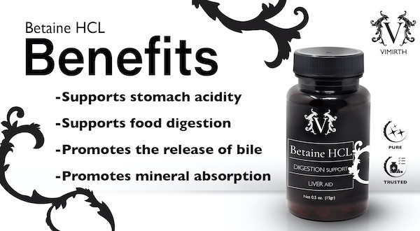 betaine hcl vimirth