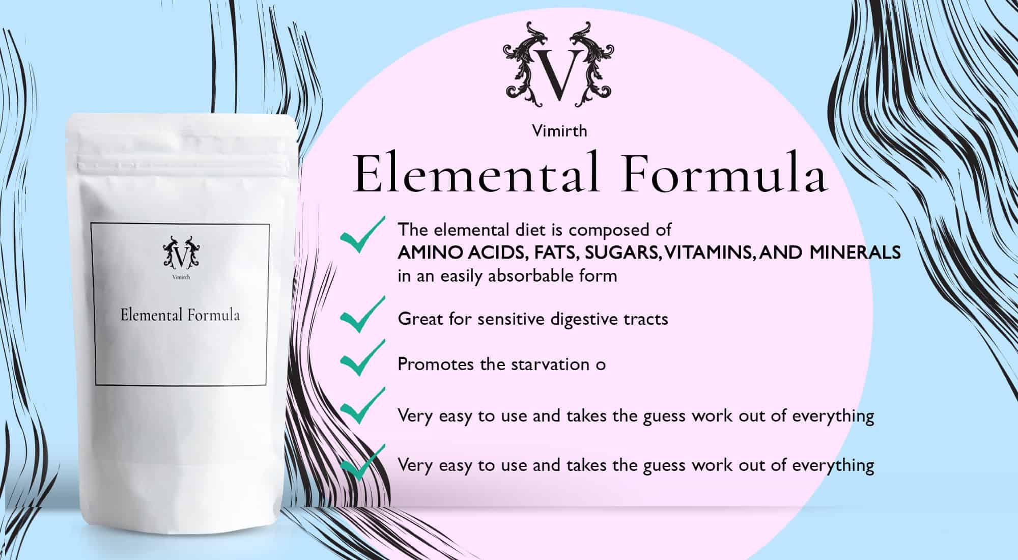 elemental diet sibo